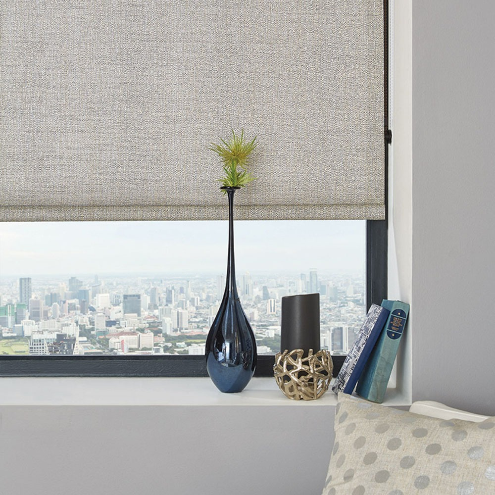 Picture of roller blinds in Toronto